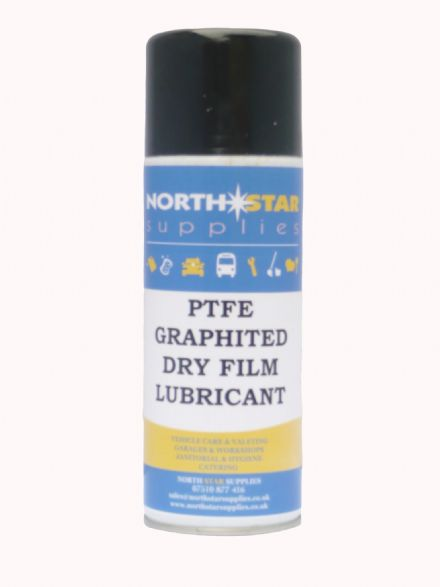PTFE Graphited Dry Film Lubricant 400ml - North Star Supplies